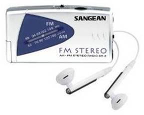 Produktfoto Sangean SR-2