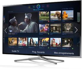Produktfoto Samsung UE55F6400