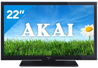 Produktfoto Akai AL 2208 TBK