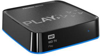 Produktfoto Western Digital WDBHZM0000NBK WD TV PLAY