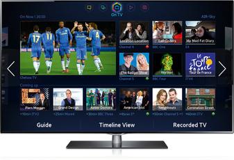 Produktfoto Samsung UE40F6740