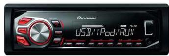 Produktfoto Pioneer MVH-160UI