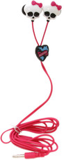 Produktfoto Monster High 11348 Skull Earbuds