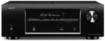 Produktfoto Denon AVR-X500 Schwarz