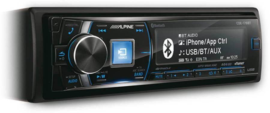 Produktbild alpine cde-178bt