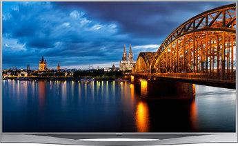 Produktfoto Samsung UE55F8505