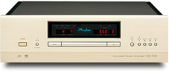 Produktfoto Accuphase DP 550