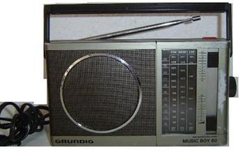 Produktfoto Grundig Music BOY 60