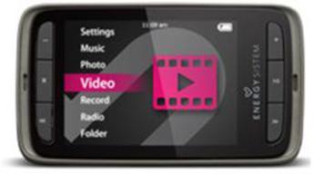 Produktfoto Energy Sistem Energy 4308 DJ/8GB