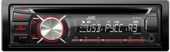 Produktfoto JVC KD-R449E
