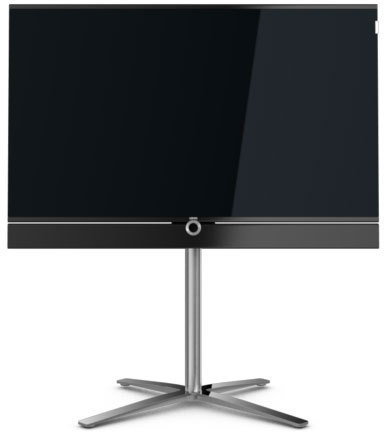loewe individual 55 slim frame lcd fernseher tests. Black Bedroom Furniture Sets. Home Design Ideas