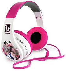 Produktfoto ONE DIRECTION 1DHPPI OVER EAR