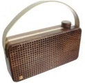 Produktfoto Kitsound KS SOUL Wooden Bluetooth Speaker