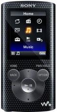 Produktfoto Sony NWZ-E384 ROT