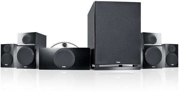 teufel theater 200 mk3 surround lautsprechersystem tests. Black Bedroom Furniture Sets. Home Design Ideas