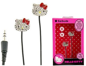 Produktfoto Hello Kitty Metak Earbud HKBL1000-WM
