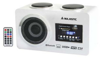 Produktfoto Majestic BT-273 USB SD