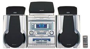 Produktfoto Sharp CD-DP 2500 H