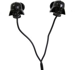 Produktfoto Star Wars Swbudsbk Darth Vader Earphones