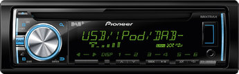 Produktfoto Pioneer DEH-X6600DAB