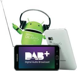 Produktfoto Samsung YP-GB70CW Galaxy S WIFI 5.0 DAB +