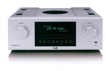 Produktfoto T+A MP 3000 HV