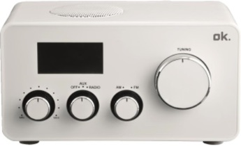 Produktfoto ok. OWR 220 Retro Radio