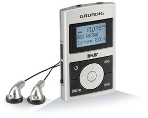 Produktfoto Grundig Micro 75 DAB+
