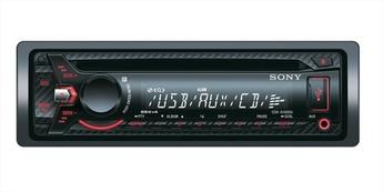 Produktfoto Sony CDX-G1000U
