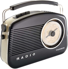 Produktfoto Thomson DR70 DAB03 Retro Digital AM/FM Radio