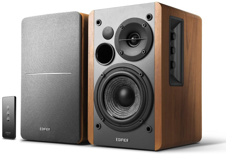 edifier r1280t stereo pc boxen tests erfahrungen im. Black Bedroom Furniture Sets. Home Design Ideas