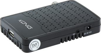 Produktfoto König Electronic DVB-S2 REC20