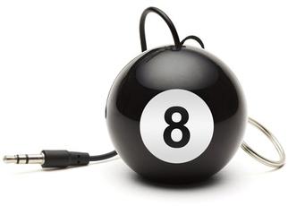 Produktfoto Kitsound KSNMB8BA MINI Buddy Magic 8 BALL