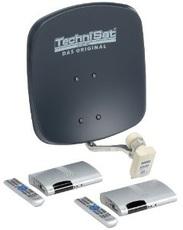 Produktfoto Technisat Digidish 45 + 2X Digit S2E TWIN