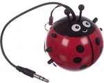 Produktfoto Kitsound Ksnmblb MINI Buddy Ladybird Speaker