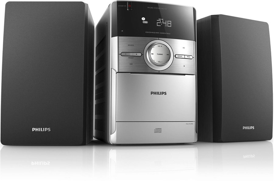 Produktbild philips mc151