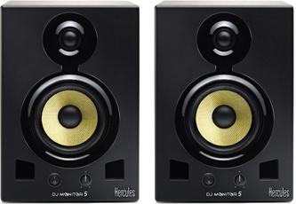Produktfoto Hercules DJ Monitor 5 4780555