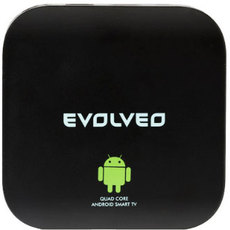 Produktfoto Evolve Smart TV BOX Q4