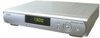 Produktfoto Radix DTR 9000 TWIN