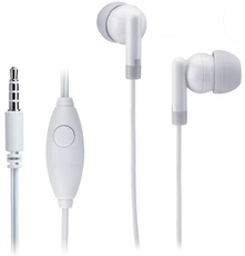 Produktfoto Genius HS-M200 Earphones WITH Microphone