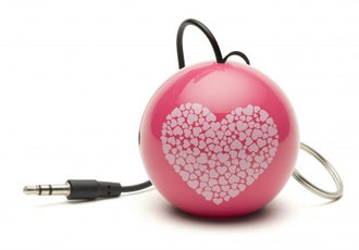 Produktfoto Kitsound MINI Buddy Heart