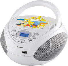 Produktfoto Soundmaster SCD-3750 DS