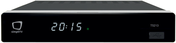 Produktfoto SIMPLITV BOX PLUS PVR T5213 PVR