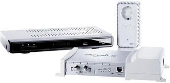 Produktfoto Devolo 9143 DLAN TV SAT Starter SET