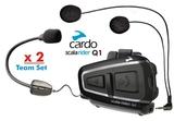 Produktfoto Cardo Scala Rider Q1 Teamset