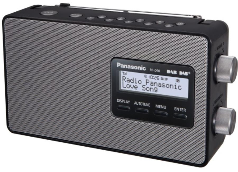 Panasonic RF-D10 Radio Digital: Tests & Erfahrungen im HIFI-FORUM