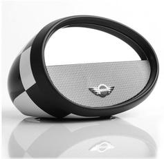 Produktfoto Mini Mirror Boombox Bluetooth NFC RACE