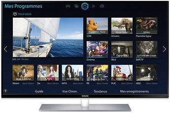 Produktfoto Samsung UE55H6670