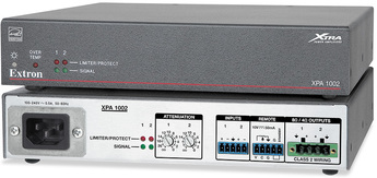 Produktfoto Extron XPA 1002 PLUS