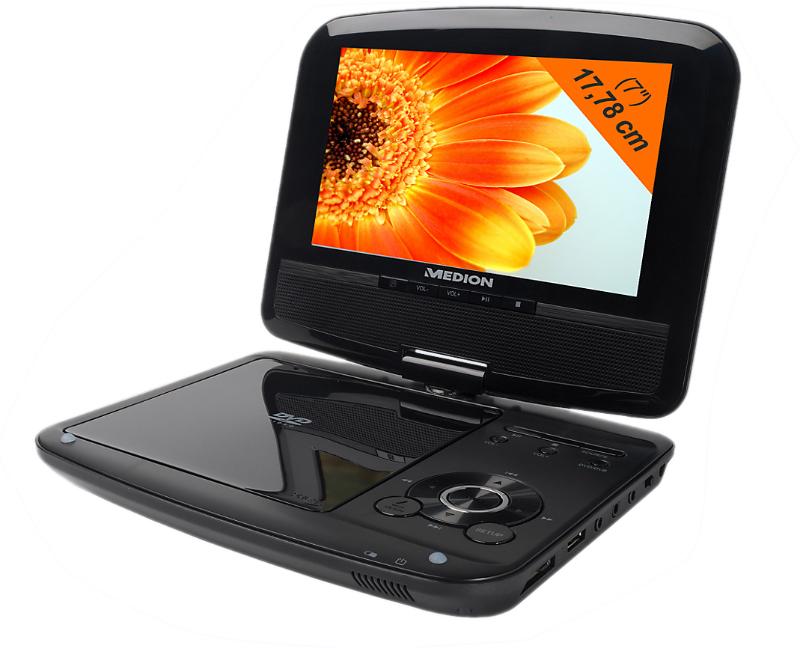 medion life p72066 md84209 tragbarer dvd player tests erfahrungen im hifi forum. Black Bedroom Furniture Sets. Home Design Ideas